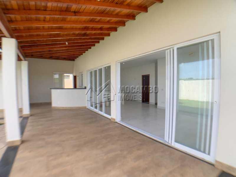 Varanda - Casa em Condomínio 3 quartos à venda Itatiba,SP - R$ 740.000 - FCCN30520 - 4