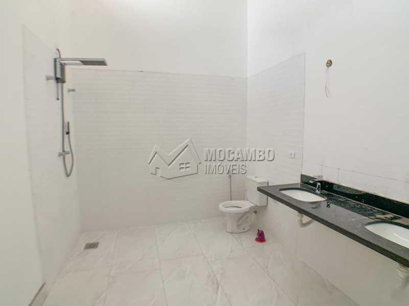 Banheiro Suíte - Casa em Condomínio 3 quartos à venda Itatiba,SP - R$ 740.000 - FCCN30520 - 5