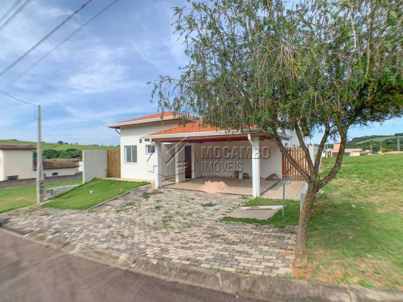 Fachada - Casa em Condomínio 3 quartos à venda Itatiba,SP - R$ 740.000 - FCCN30520 - 6