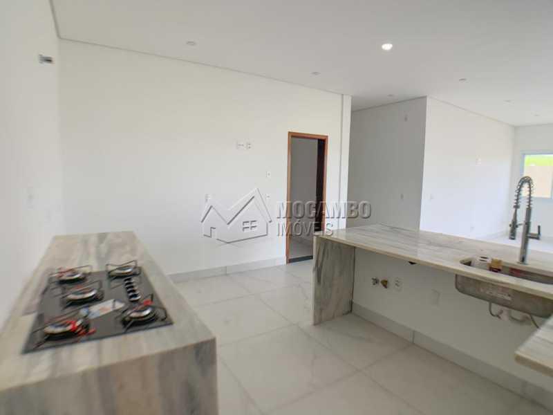 Cozinha - Casa em Condomínio 3 quartos à venda Itatiba,SP - R$ 740.000 - FCCN30520 - 9