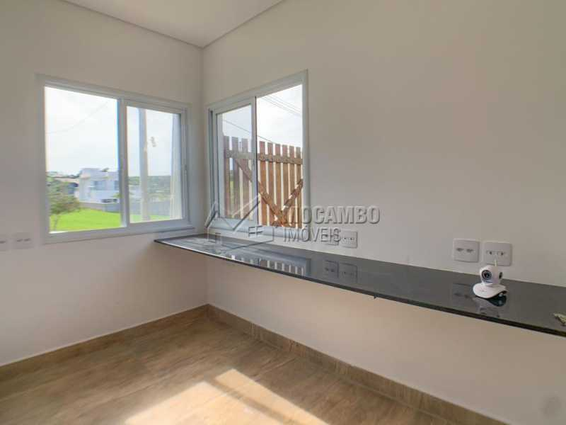 Escritório - Casa em Condomínio 3 quartos à venda Itatiba,SP - R$ 740.000 - FCCN30520 - 10