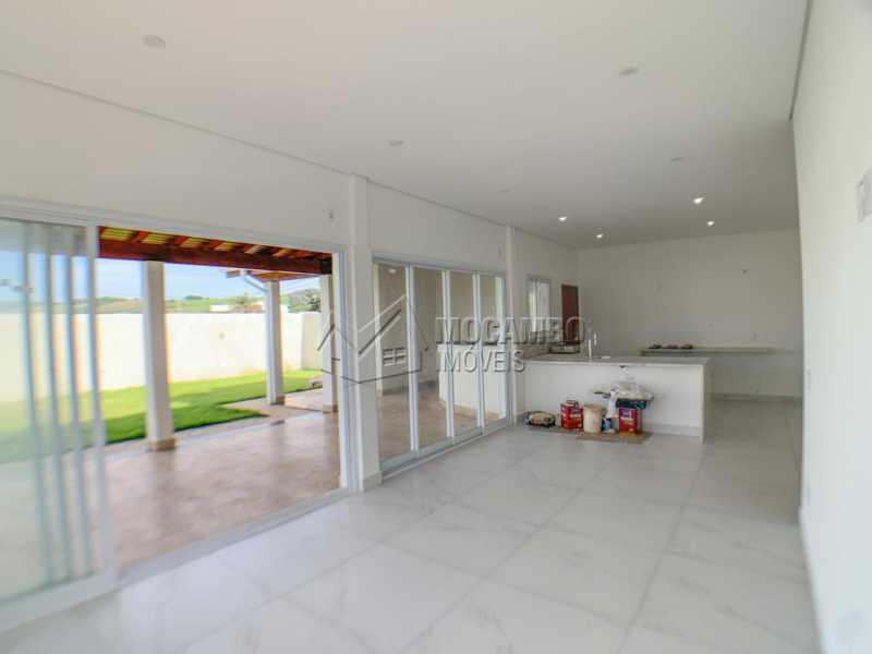 Sala de Jantar - Casa em Condomínio 3 quartos à venda Itatiba,SP - R$ 740.000 - FCCN30520 - 11