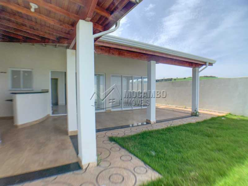 Varanda - Casa em Condomínio 3 quartos à venda Itatiba,SP - R$ 740.000 - FCCN30520 - 13
