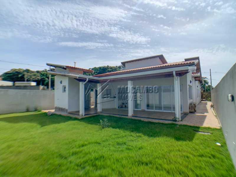 Fachada Interna - Casa em Condomínio 3 quartos à venda Itatiba,SP - R$ 740.000 - FCCN30520 - 17