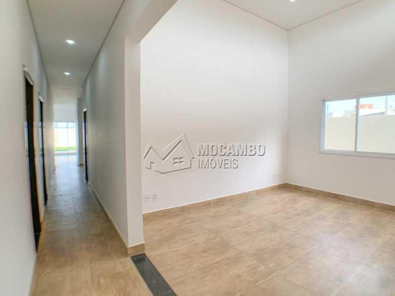 Sala e Acesso - Casa em Condomínio 3 quartos à venda Itatiba,SP - R$ 740.000 - FCCN30520 - 19