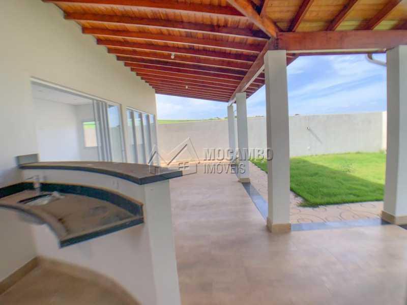 Varanda - Casa em Condomínio 3 quartos à venda Itatiba,SP - R$ 740.000 - FCCN30520 - 21