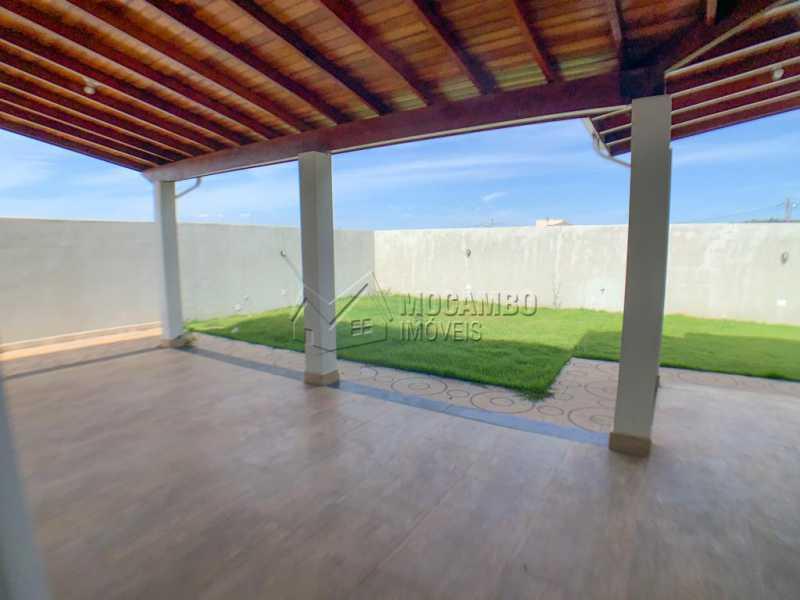 Varanda - Casa em Condomínio 3 quartos à venda Itatiba,SP - R$ 740.000 - FCCN30520 - 23