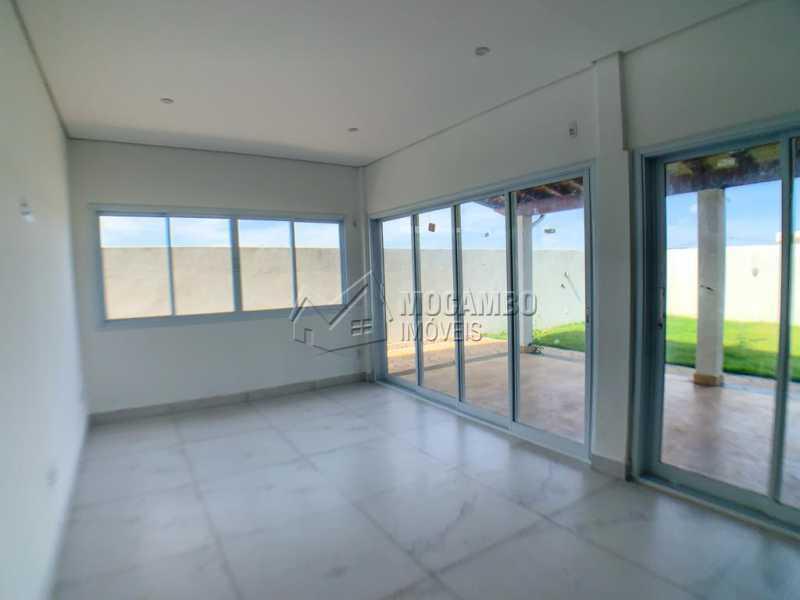 Sala de Jantar - Casa em Condomínio 3 quartos à venda Itatiba,SP - R$ 740.000 - FCCN30520 - 25