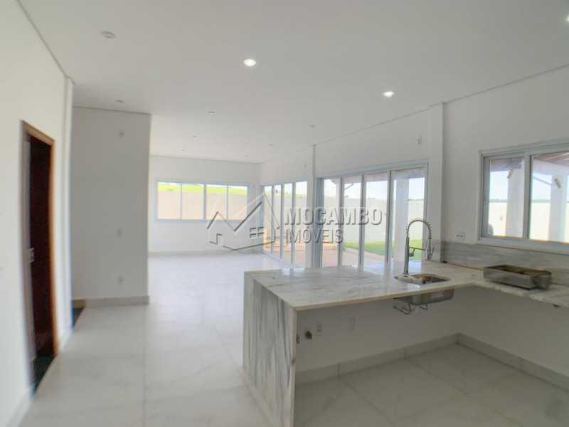 Cozinha/ Sala de Jantar - Casa em Condomínio 3 quartos à venda Itatiba,SP - R$ 740.000 - FCCN30520 - 27