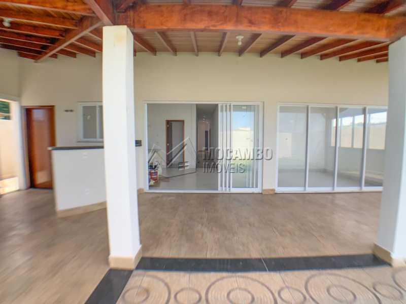 Varanda - Casa em Condomínio 3 quartos à venda Itatiba,SP - R$ 740.000 - FCCN30520 - 29