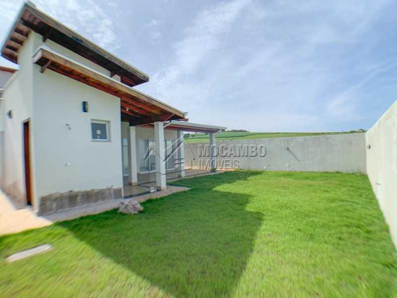 Quintal - Casa em Condomínio 3 quartos à venda Itatiba,SP - R$ 740.000 - FCCN30520 - 31