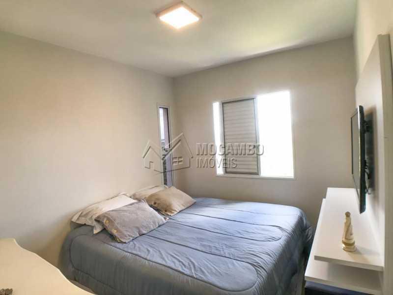 Suíte - Apartamento 2 quartos à venda Itatiba,SP - R$ 275.000 - FCAP21203 - 9