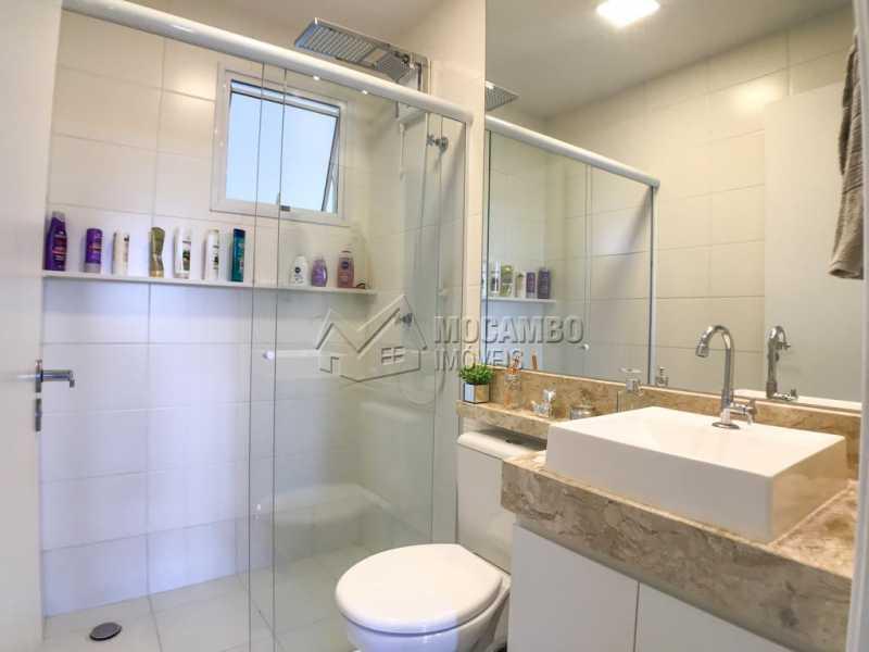 Banheiro Suíte - Apartamento 2 quartos à venda Itatiba,SP - R$ 275.000 - FCAP21203 - 11