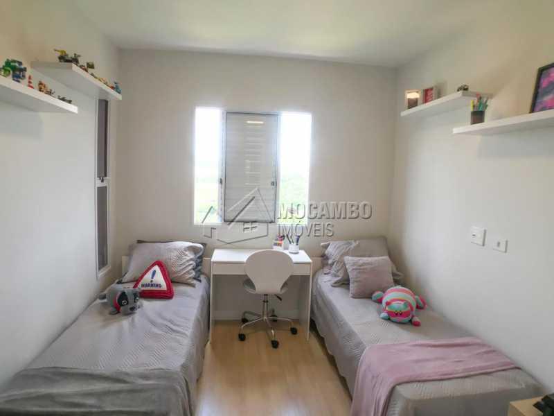 Quarto - Apartamento 2 quartos à venda Itatiba,SP - R$ 275.000 - FCAP21203 - 7