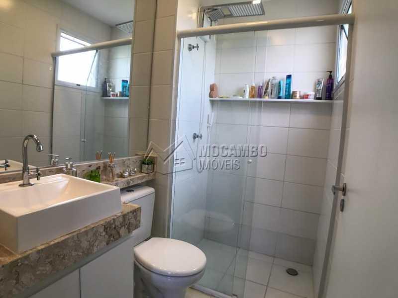 Banheiro - Apartamento 2 quartos à venda Itatiba,SP - R$ 275.000 - FCAP21203 - 8