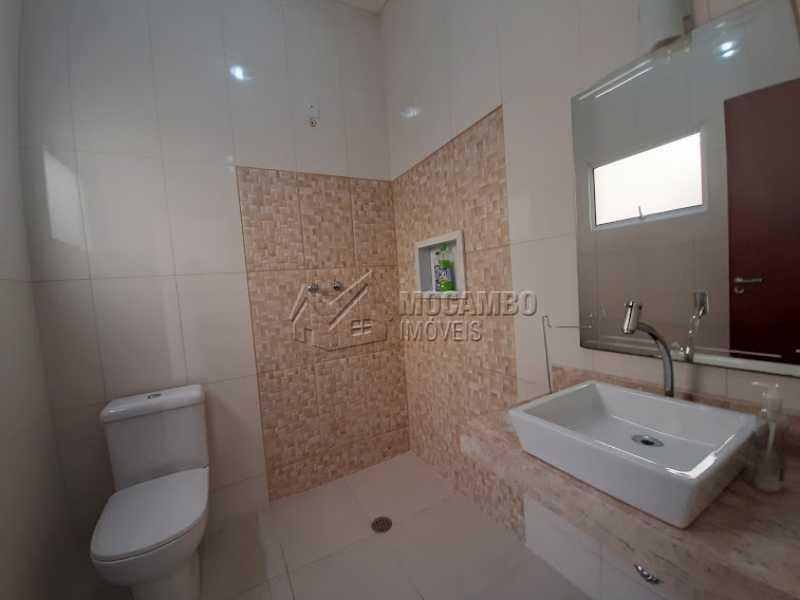 Banheiro social  - Casa 2 quartos à venda Itatiba,SP - R$ 360.000 - FCCA21445 - 4
