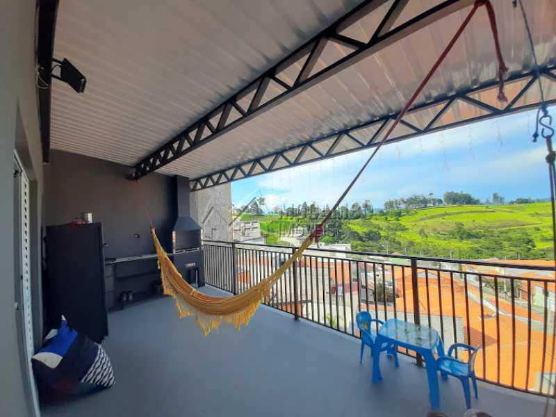 Varanda  - Casa 2 quartos à venda Itatiba,SP - R$ 360.000 - FCCA21445 - 9