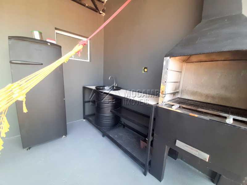 Churrasqueira  - Casa 2 quartos à venda Itatiba,SP - R$ 360.000 - FCCA21445 - 8