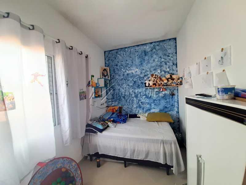 Dormitório  - Casa 2 quartos à venda Itatiba,SP - R$ 360.000 - FCCA21445 - 5
