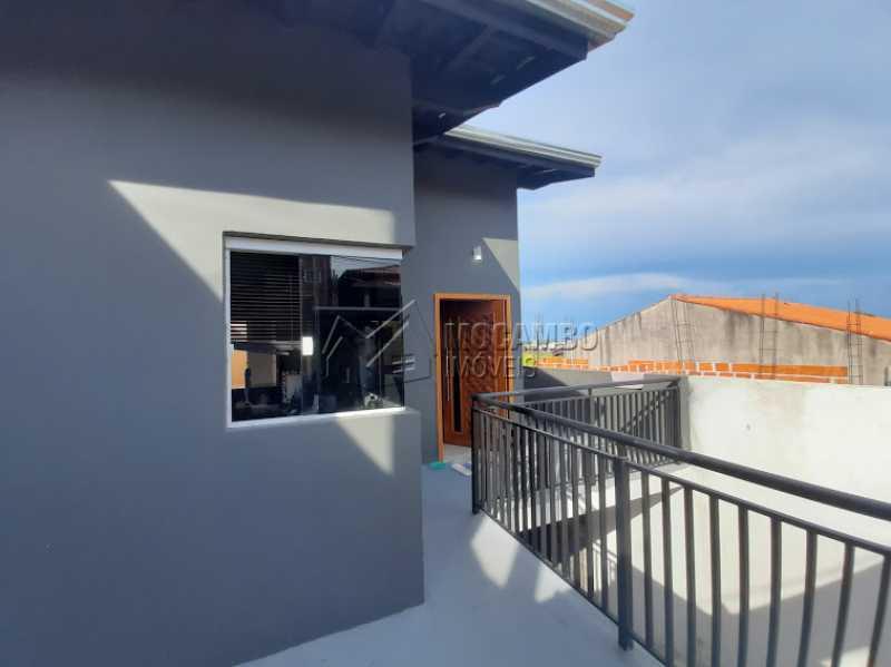 Fachada  - Casa 2 quartos à venda Itatiba,SP - R$ 360.000 - FCCA21445 - 12