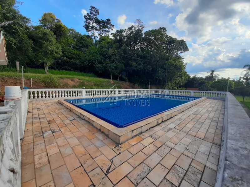 Piscina - Sítio 90000m² à venda Itatiba,SP - R$ 1.600.000 - FCSI30006 - 5
