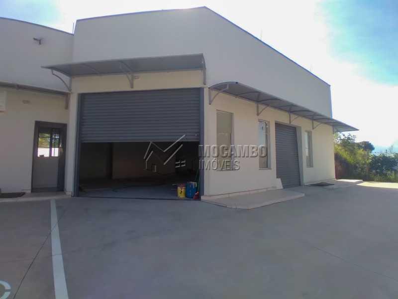 Fachada - Ponto comercial 100m² para alugar Itatiba,SP - R$ 4.000 - FCPC00077 - 1