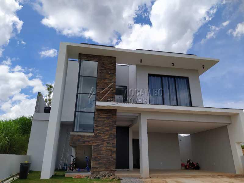 1 - Casa em Condomínio 3 quartos à venda Itatiba,SP - R$ 920.000 - FCCN30521 - 1