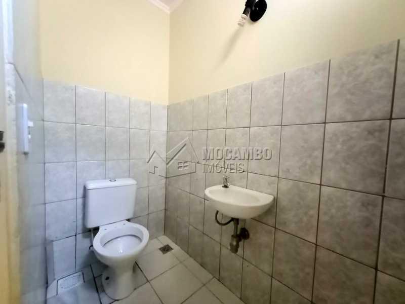 BANHEIRO  - Casa Comercial para alugar Itatiba,SP Centro - R$ 2.000 - FCCC30018 - 8