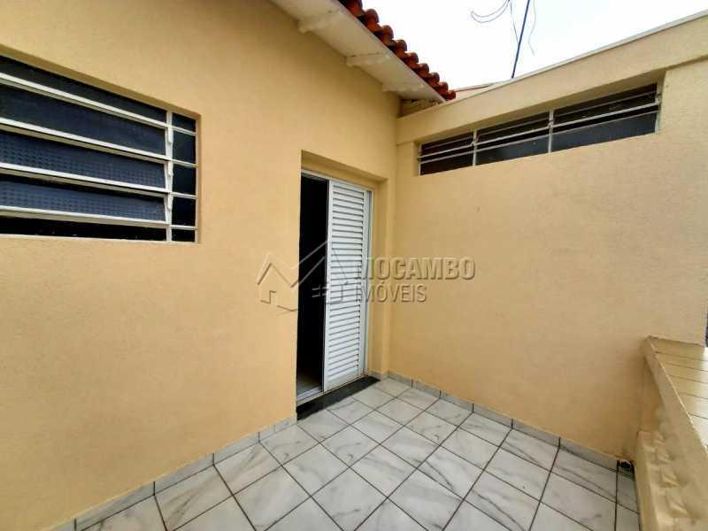 VARANDA - QUARTO 01 - Casa Comercial para alugar Itatiba,SP Centro - R$ 2.000 - FCCC30018 - 16