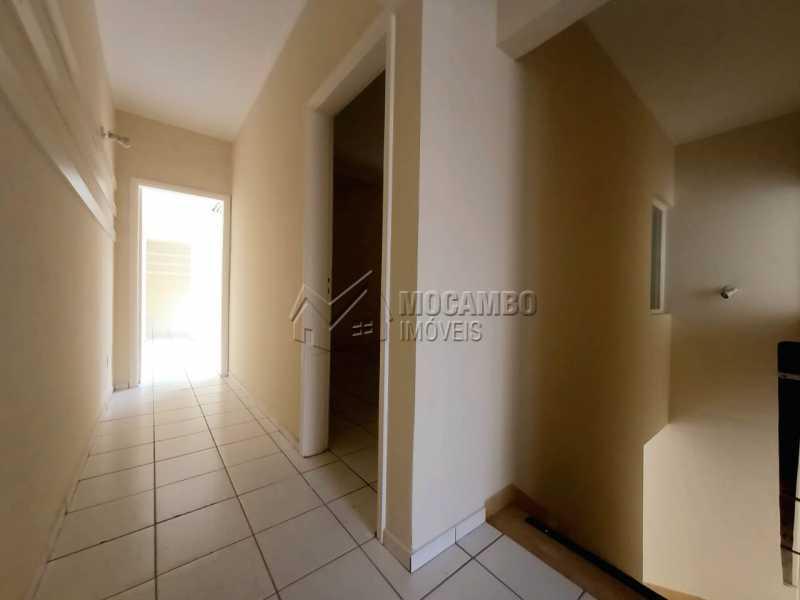 HALL DE ACESSO AOS QUARTOS - Casa Comercial para alugar Itatiba,SP Centro - R$ 2.000 - FCCC30018 - 17
