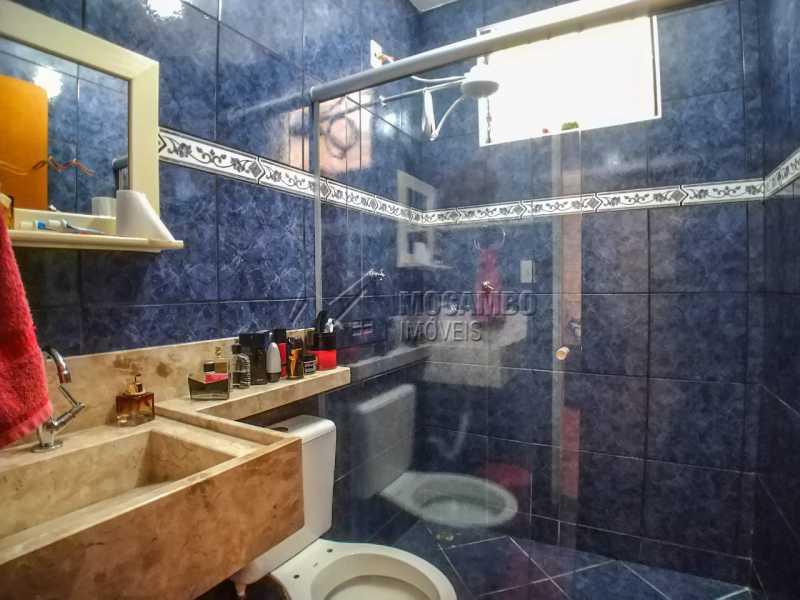 Banheiro social - Casa 3 quartos à venda Itatiba,SP - R$ 380.000 - FCCA31436 - 15