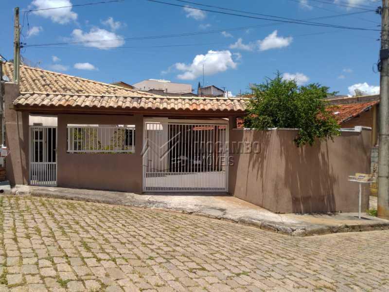 Fachada - Casa 3 quartos à venda Itatiba,SP - R$ 380.000 - FCCA31436 - 3