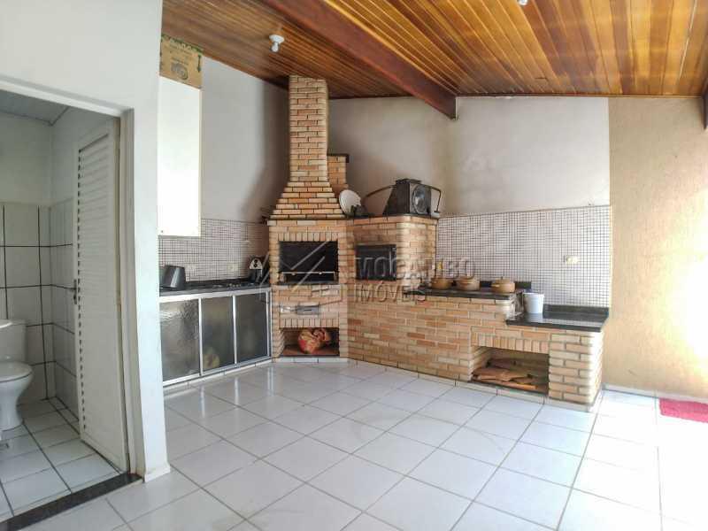 Churrasqueira - Casa 3 quartos à venda Itatiba,SP - R$ 380.000 - FCCA31436 - 19
