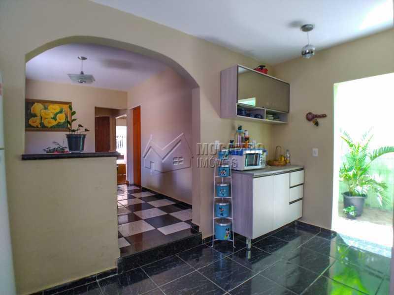 Cozinha e jardim de inverno - Casa 3 quartos à venda Itatiba,SP - R$ 380.000 - FCCA31436 - 12