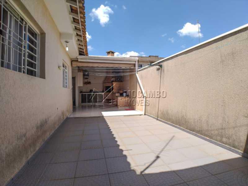 Quintal - Casa 3 quartos à venda Itatiba,SP - R$ 380.000 - FCCA31436 - 21