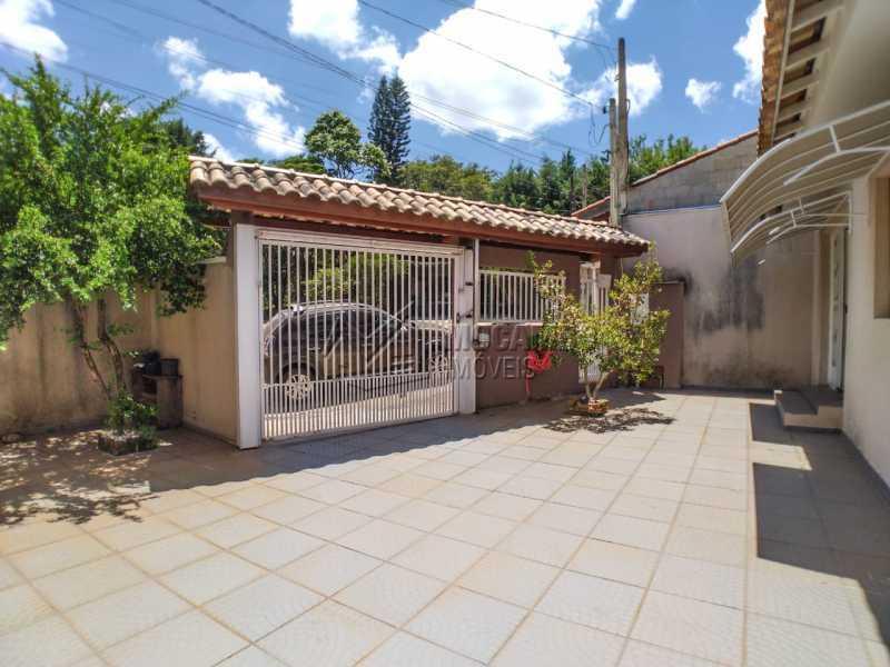Vagas Garagem - Casa 3 quartos à venda Itatiba,SP - R$ 380.000 - FCCA31436 - 4