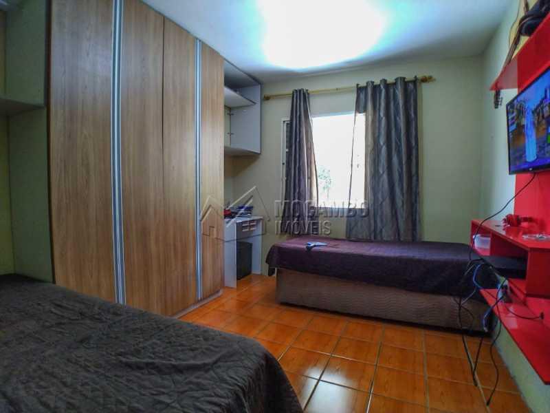 Dormitório com armário - Casa 3 quartos à venda Itatiba,SP - R$ 380.000 - FCCA31436 - 18
