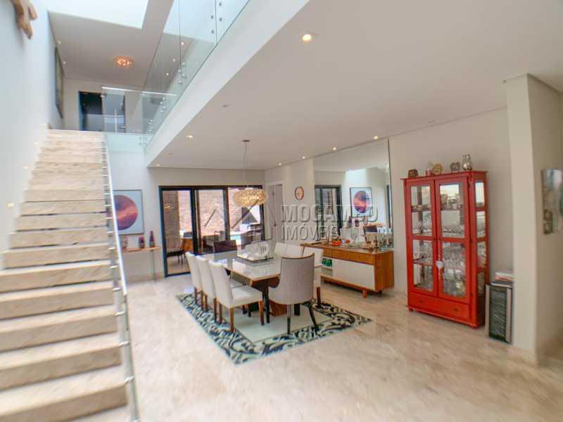 Sala - Casa em Condomínio 3 quartos à venda Itatiba,SP - R$ 1.890.000 - FCCN30522 - 5