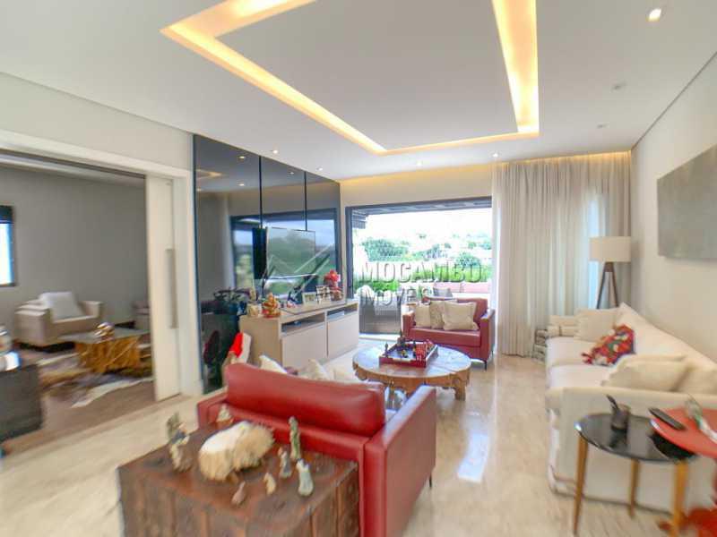 Sala - Casa em Condomínio 3 quartos à venda Itatiba,SP - R$ 1.890.000 - FCCN30522 - 9