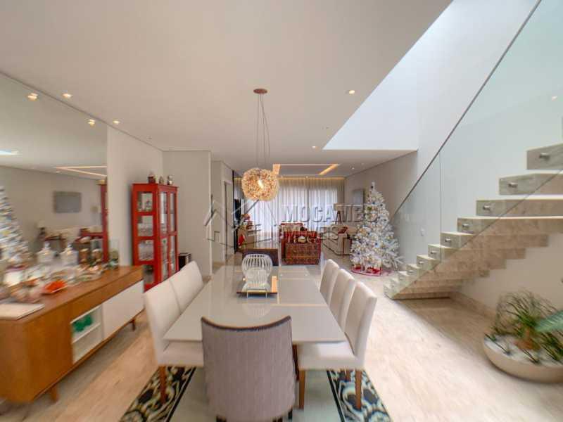 Sala - Casa em Condomínio 3 quartos à venda Itatiba,SP - R$ 1.890.000 - FCCN30522 - 6