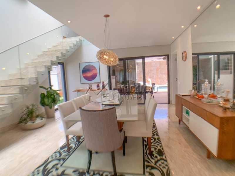 Sala - Casa em Condomínio 3 quartos à venda Itatiba,SP - R$ 1.890.000 - FCCN30522 - 8