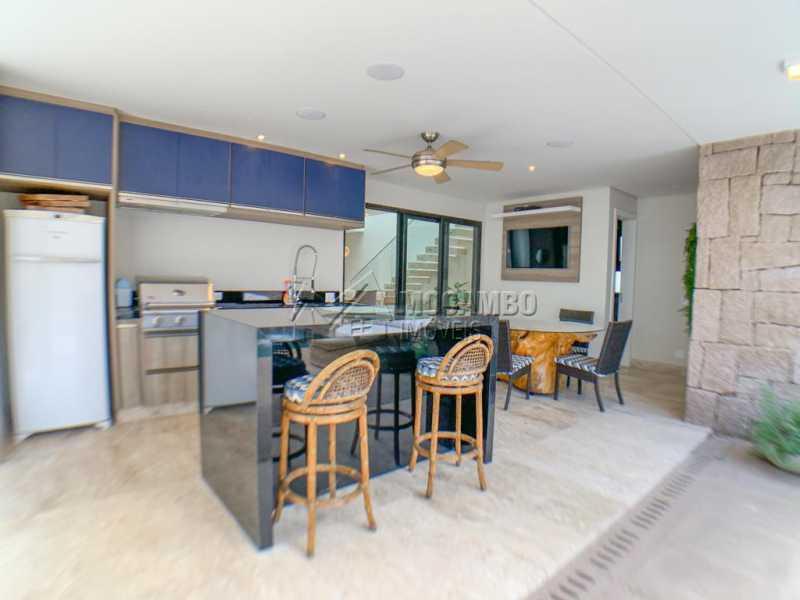 Espaço Gourmet - Casa em Condomínio 3 quartos à venda Itatiba,SP - R$ 1.890.000 - FCCN30522 - 24