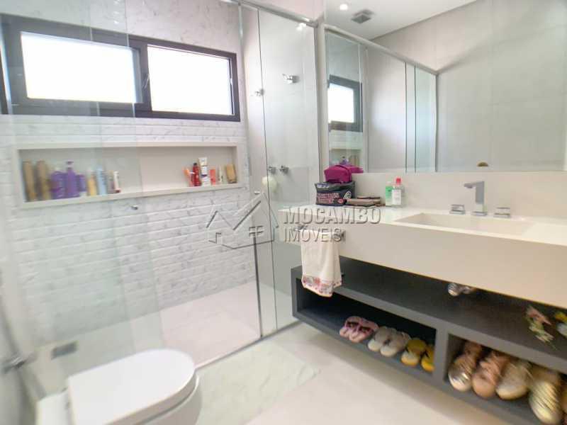 Banheiro Social - Casa em Condomínio 3 quartos à venda Itatiba,SP - R$ 1.890.000 - FCCN30522 - 16