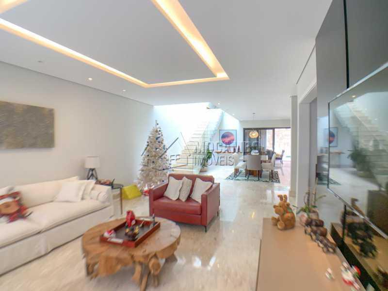 Sala - Casa em Condomínio 3 quartos à venda Itatiba,SP - R$ 1.890.000 - FCCN30522 - 10