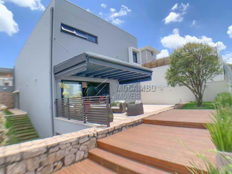 Deck e pergolado - Casa em Condomínio 3 quartos à venda Itatiba,SP - R$ 1.890.000 - FCCN30522 - 30