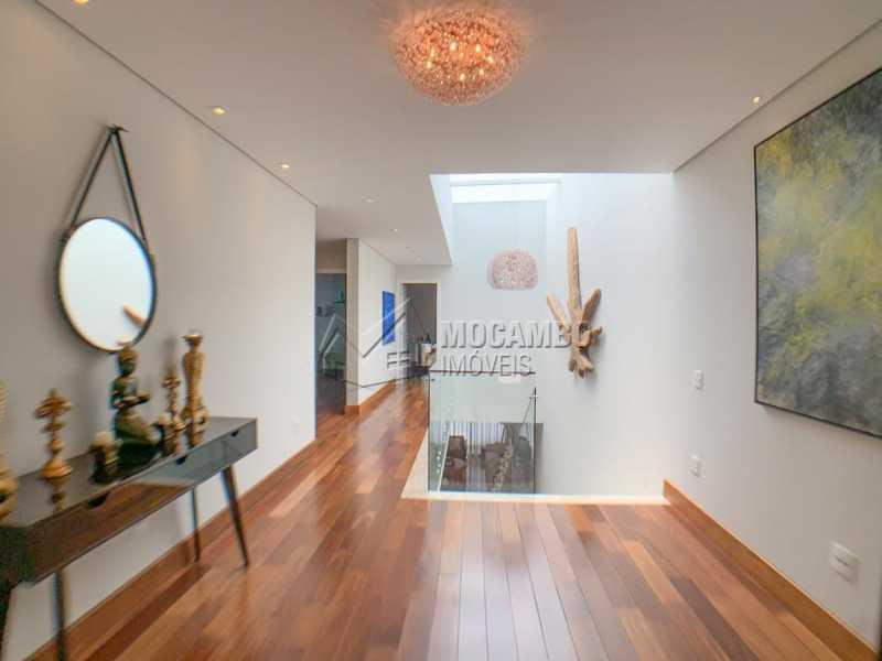 Hall de entrada - Casa em Condomínio 3 quartos à venda Itatiba,SP - R$ 1.890.000 - FCCN30522 - 3