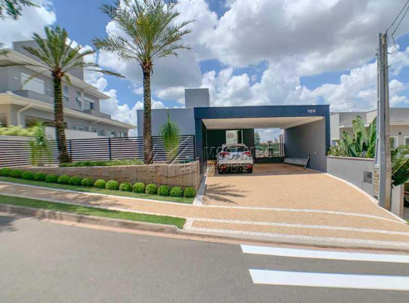 Fachada - Casa em Condomínio 3 quartos à venda Itatiba,SP - R$ 1.890.000 - FCCN30522 - 1