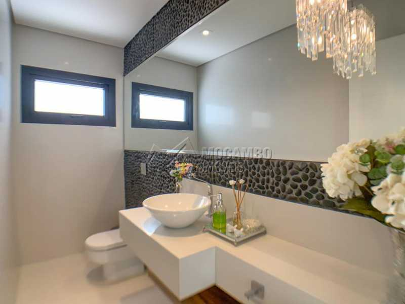 Lavabo - Casa em Condomínio 3 quartos à venda Itatiba,SP - R$ 1.890.000 - FCCN30522 - 12