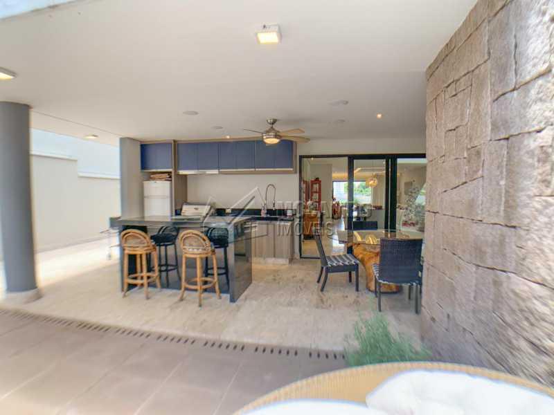 Espaço Gourmet - Casa em Condomínio 3 quartos à venda Itatiba,SP - R$ 1.890.000 - FCCN30522 - 25