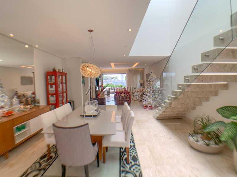 Sala - Casa em Condomínio 3 quartos à venda Itatiba,SP - R$ 1.890.000 - FCCN30522 - 4